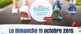 La Marche «10.000 Pas», by Assurances Salim