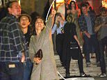 EXCLUSIVE: Channing Tatum and his wife Jenna Dewan have dinner with friends and then spot a shooting star in the sky.\n\nPictured: Channing Tatum, Jenna Dewan\nRef: SPL1258739  100416   EXCLUSIVE\nPicture by: Splash News\n\nSplash News and Pictures\nLos Angeles: 310-821-2666\nNew York: 212-619-2666\nLondon: 870-934-2666\nphotodesk@splashnews.com\n