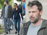 EXCLUSIVE: Ben Affleck and Jennifer Garner are seen in Los Angeles, California.\n\nPictured: Ben Affleck, Jennifer Garner\nRef: SPL1261679  110416   EXCLUSIVE\nPicture by: GONZALO/Bauergriffin.com\n\n