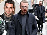 Singer Sam Smith walks in the rain with a female friend in New York City, New York.\n\nPictured: Sam Smith\nRef: SPL1262148  120416  \nPicture by: Christopher Peterson/Splash News\n\nSplash News and Pictures\nLos Angeles: 310-821-2666\nNew York: 212-619-2666\nLondon: 870-934-2666\nphotodesk@splashnews.com\n