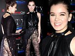 Pictured: Hailee Steinfeld\nMandatory Credit � Gilbert Flores/Broadimage\nCinemaCon - STX ENTERTAINMENT Red Carpet ?THE STATE OF THE INDUSTRY: PAST, PRESENT AND FUTURE?\n\n4/12/16, Las Vegas, NV, United States of America\n\nBroadimage Newswire\nLos Angeles 1+  (310) 301-1027\nNew York      1+  (646) 827-9134\nsales@broadimage.com\nhttp://www.broadimage.com