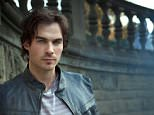 No Merchandising. Editorial Use Only. No Book Cover Usage\nMandatory Credit: Photo by CW Network/Everett/REX/Shutterstock (998038h)\nTHE VAMPIRE DIARIES, Ian Somerhalder, (Season 1)\nThe Vampire Diaries - 2009\n\n