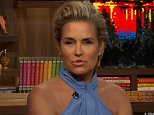 NEW YORK, NY: Tuesday, April 12, 2016 ?  ?Watch What Happens Live? Host Andy Cohen was joined by ?The Real Housewives of Beverly Hills? reality television stars Yolanda Hadid Foster and Erika Girardi.