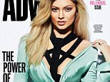 Kylie Jenner takes the cover of Adweek?s Millennial issue.