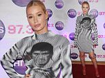 "Hollywood, FL - Iggy Azalea visits radio station 97.3 The Hits. The 25-year-old rapper is wearing a graphic ""Scarface"" bodycon dress that shows off her curves. \n  \nAKM-GSI       April 11, 2016\nTo License These Photos, Please Contact :\nSteve Ginsburg\n(310) 505-8447\n(323) 423-9397\nsteve@akmgsi.com\nsales@akmgsi.com\nor\nMaria Buda\n(917) 242-1505\nmbuda@akmgsi.com\nginsburgspalyinc@gmail.com"