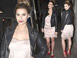 Picture Shows: Ferne McCann  April 13, 2016: April 12, 2016    Ferne McCann was more than happy to pose and smile for the cameras at the Gatsby Press Night in London, England.    Non-Exclusive  WORLDWIDE RIGHTS    Pictures by : FameFlynet UK � 2016  Tel : +44 (0)20 3551 5049  Email : info@fameflynet.uk.com