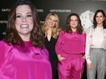 eURN: AD*202849069  Headline: CinemaCon 2016 - An Evening With Sony Pictures Entertainment: Celebrating The Summer Of 2016 And Beyond Caption: LAS VEGAS, NV - APRIL 12:  (L-R) Actresses Kate McKinnon, Melissa McCarthy, Kristen Wiig and Leslie Jones attend CinemaCon 2016 An Evening with Sony Pictures Entertainment: Celebrating the Summer of 2016 and Beyond at The Colosseum at Caesars Palace during CinemaCon, the official convention of the National Association of Theatre Owners, on April 12, 2016 in Las Vegas, Nevada.  (Photo by Todd Williamson/Getty Images for CinemaCon) Photographer: Todd Williamson  Loaded on 13/04/2016 at 06:57 Copyright: Getty Images North America Provider: Getty Images for CinemaCon  Properties: RGB JPEG Image (40770K 3452K 11.8:1) 4446w x 3130h at 96 x 96 dpi  Routing: DM News : GroupFeeds (Comms), GeneralFeed (Miscellaneous) DM Showbiz : SHOWBIZ (Miscellaneous) DM Online : Online Previews (Miscellaneous), CMS Out (Miscellaneous)  Parking: