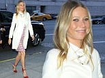 Mandatory Credit: Photo by MediaPunch/REX/Shutterstock (5636471b)\nGwyneth Paltrow\n'CBS This Morning' TV show, New York, America - 13 Apr 2016\nGwyneth Paltrow at CBS This Morning promoting her new cook book 'It's All Easy: Delicious Weekday Recipes for the Super-Busy Home Cook'\n