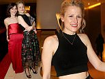 LONDON, ENGLAND - APRIL 12:  Mamie Gummer attends the Florence Foster Jenkins premiere after party at Asia de Cuba at St Martins Lane on April 12, 2016 in London, England.  (Photo by David M. Benett/Dave Benett / Getty Images for St Martins Lane)