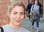 13 Apr 2016 - Manchester - UK  Emerdale actress Gemma Atkinson seen leaving Key 103 Radio Station in Manchester where she has been guest presenter on the breakfast show   BYLINE MUST READ : XPOSUREPHOTOS.COM  ***UK CLIENTS - PICTURES CONTAINING CHILDREN PLEASE PIXELATE FACE PRIOR TO PUBLICATION ***  **UK CLIENTS MUST CALL PRIOR TO TV OR ONLINE USAGE PLEASE TELEPHONE   44 208 344 2007 **