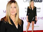 Mandatory Credit: Photo by Startraks Photo/REX/Shutterstock (5636571a)\nJennifer Aniston\n'Mother's Day' film premiere, Los Angeles, America - 13 Apr 2016\nMother's Day Los Angeles Premiere\n