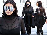 Kylie Jenner leaving the studio after filming Keeping up with the Kardashians.\n\nPictured: Kylie Jenner\nRef: SPL1263224  130416  \nPicture by: Clint Brewer / Splash News\n\nSplash News and Pictures\nLos Angeles: 310-821-2666\nNew York: 212-619-2666\nLondon: 870-934-2666\nphotodesk@splashnews.com\n