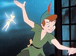 No Merchandising. Editorial Use Only. No Book Cover Usage\nMandatory Credit: Photo by Everett/REX/Shutterstock (2075705a)\nPETER PAN, Tinkerbell, Peter Pan, Wendy, 1953.\nPETER PAN, Tinkerbell, Peter Pan, Wendy, 1953.\n\n