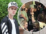 *EXCLUSIVE* Atlanta, GA - Young pop star Justin Bieber steps out in Atlanta ahead oh his concert tonight, as part of his Purpose World Tour, at Philips Arena.\nAKM-GSI    April  12, 2016\nTo License These Photos, Please Contact :\nSteve Ginsburg\n(310) 505-8447\n(323) 423-9397\nsteve@akmgsi.com\nsales@akmgsi.com\nor\nMaria Buda\n(917) 242-1505\nmbuda@akmgsi.com\nginsburgspalyinc@gmail.com