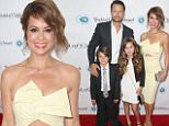 eURN: AD*202828368  Headline: World Of Children Award 2016 Alumni Honors Caption: BEVERLY HILLS, CALIFORNIA - APRIL 12:  (L-R) Shaya Charvet, singer David Charvet, Heaven Rain Charvet and Emcee and CEO of ModernMom Brooke Burke-Charvet  attend World Of Children Award 2016 Alumni Honors at Montage Beverly Hills on April 12, 2016 in Beverly Hills, California.  (Photo by Joe Scarnici/Getty Images for World of Children Award) Photographer: Joe Scarnici  Loaded on 13/04/2016 at 03:04 Copyright: Getty Images North America Provider: Getty Images for World of Children Award  Properties: RGB JPEG Image (19945K 2137K 9.3:1) 2182w x 3120h at 96 x 96 dpi  Routing: DM News : GroupFeeds (Comms), GeneralFeed (Miscellaneous) DM Showbiz : SHOWBIZ (Miscellaneous) DM Online : Online Previews (Miscellaneous), CMS Out (Miscellaneous)  Parking: