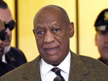 FILE - In this Feb. 2, 2016 file photo, actor and comedian Bill Cosby arrives for a court appearance in Norristown, Pa. Lawyers for Cosby are urging a court to reseal the actor¿s deposition testimony about extramarital affairs, Quaaludes and payments to women. A federal appeals court in Philadelphia is hearing arguments Wednesday, April 13. (Clem Murray/The Philadelphia Inquirer via AP, Pool, File)