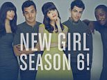 zooey deschanelVerified account ?@ZooeyDeschanel It's official! #NewGirl is coming back for season 6!