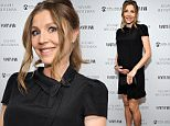 LOS ANGELES, CA - FEBRUARY 26:  Actress Sarah Chalke attends the Vanity Fair and Stuart Weitzman Luncheon to celebrate Elizabeth Banks at A.O.C on February 26, 2016 in Los Angeles, California.  (Photo by John Sciulli/Getty Images for Vanity Fair)