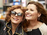 """Anything used online must link back to: http://www.harpersbazaar.com/culture/film-tv/a14917/thelma-and-louise-0516/  QUOTES Susan Sarandon reflecting on the film?s success: ?When we did Thelma & Louise, I really didn?t think it would have the kind of resonance it had&It wasn?t seen as any feminist statement. I was very concerned that it wouldn?t be seen as a revenge film. The real thing Louise is asking throughout the movie is, ?Why do guys think this is okay??   Sarandon on where the characters would be now if they lived: """"Well Thelma?s definitely not with her husband anymore! One would only hope she found Brad (Pitt) again. Maybe Louise became a lesbian. That would be fabulous.?   Sarandon on women using their careers instead of being used by them: ?Today I think there is a crop of young women who are interested in having fun and having lives but are not necessarily trying to please all of the time ? even though they are scrutinized constantly. The Melissa McCarthys, the Amy Poehler"""