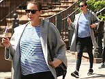 Liv Tyler was seen enjoying a popsicle and showing her baby bump while leaving her home in the West village, New York this afternoon.  Pictured: Liv Tyler Ref: SPL1261658  110416   Picture by: Splash News  Splash News and Pictures Los Angeles: 310-821-2666 New York: 212-619-2666 London: 870-934-2666 photodesk@splashnews.com