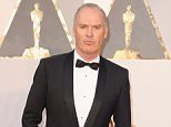 HOLLYWOOD, CA - FEBRUARY 28:  Actor Michael Keaton attends the 88th Annual Academy Awards at Hollywood & Highland Center on February 28, 2016 in Hollywood, California.  (Photo by Todd Williamson/Getty Images)