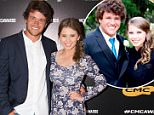 Bindi Irwin and boyfriend Chandler Powell walks the red carpet at Country Music Channel Awards 2016 at the Queensland Performing Arts Centre on March 10, 2016 in Brisbane, Australia.