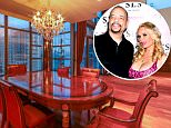 Ice-T and Coco  listed their New Jersey penthouse for $1,098,000.\nhttp://njproper.com/8125-river\n\n