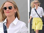 reese witherspoon yellow skirt
