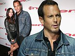 LAS VEGAS, NV - APRIL 11:  Actors Megan Fox (L) and Will Arnett attend the CinemaCon 2016 Gala Opening Night Event: Paramount Pictures Highlights its 2016 Summer and Beyond Films at The Colosseum at Caesars Palace during CinemaCon, the official convention of the National Association of Theatre Owners, on April 11, 2016 in Las Vegas, Nevada.  (Photo by Todd Williamson/Getty Images for CinemaCon)