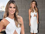 Louis Walsh, Vogue Williams & Glenda Gilson judge the Bank of Ireland Junk Kouture fashion show at 3Arena, Dublin, Ireland - 14.04.16.\nFeaturing: Vogue Williams\nWhere: Dublin, Ireland\nWhen: 14 Apr 2016\nCredit: WENN.com\n**Not available for publication in Ireland**