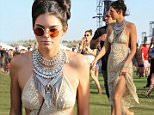 Picture Shows: Kendall Jenner  April 15, 2016\n \n Stars seen on day 1 of the first weekend of The Coachella Valley Music and Arts Festival in Indio, California. \n \n Non Exclusive\n UK RIGHTS ONLY\n \n Pictures by : FameFlynet UK © 2016\n Tel : +44 (0)20 3551 5049\n Email : info@fameflynet.uk.com
