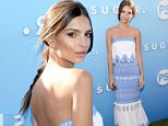 PALM SPRINGS, CA - APRIL 15:  Model/actress Emily Ratajkowski attends Emily Ratajkowski hosts Sunset Kickoff at the POPSUGAR Cabana Club on April 15, 2016 in Palm Springs, California.  (Photo by Michael Kovac/Getty Images for POPSUGAR)