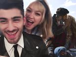 That¿s Amore! Behind the Scenes With Zayn and Gigi in Italy\n\nPublished on Apr 15, 2016\nWhen Zayn Malik and Gigi Hadid took to the streets of Naples for their Vogue feature, the power couple brought with them all the magic that comes with being young and in love. Forget the ¿Pillowtalk¿ video¿when Zayn and Gigi are just being themselves, the chemistry is even more evident, especially when Mario Testino is shooting. Watch as a very candid ¿ZiGi¿ kisses their way through their Italian vacation, dancing through palazzos, doing handstands, and being almost too cute for words.\n\nStill haven¿t subscribed to Vogue on YouTube? ?? http://bit.ly/vogueyoutubesub\n\nCONNECT WITH VOGUE\nWeb: http://www.vogue.com \nTwitter: http://twitter.com/voguemagazine \nFacebook: http://www.facebook.com/vogue \nGoogle+: http://plus.google.com/+Vogue \nInstagram: http://instagram.com/voguemagazine\nPinterest: http://www.pinterest.com/voguemagazine \nTumblr: http://vogue.tumblr.com \nThe Scene: http://thescen