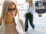 15.April.2016 - New York City - USA\n*** STRICTLY AVAILABLE FOR UK AND GERMANY USE ONLY ***\nJessica Biel steps out for breakfast looking stylish wearing a light blue jacket, stripe shirt, Black Pants, carrying a pink purse.\nBYLINE MUST READ : AKM-GSI-XPOSURE\n***UK CLIENTS - PICTURES CONTAINING CHILDREN PLEASE PIXELATE FACE PRIOR TO PUBLICATION ***\n*UK CLIENTS MUST CALL PRIOR TO TV OR ONLINE USAGE PLEASE TELEPHONE 0208 344 2007*\n
