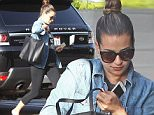 Picture Shows: Lea Michele  April 14, 2016\n \n 'Scream Queens' actress Lea Michele stops by the Beverly Hot Springs Spa in Los Angeles, California. Lea recently got a number '5' tattooed on her rib cage in honor of her former boyfriend Cory Monteith.\n \n Exclusive All Rounder\n UK RIGHTS ONLY\n Pictures by : FameFlynet UK © 2016\n Tel : +44 (0)20 3551 5049\n Email : info@fameflynet.uk.com