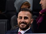 MILAN, ITALY - OCTOBER 18:  Fabio Cannavaro attends prior to the Serie A match between FC Internazionale Milano and Juventus at Stadio Giuseppe Meazza on October 18, 2015 in Milan, Italy.  (Photo by Claudio Villa - Inter/Inter via Getty Images)