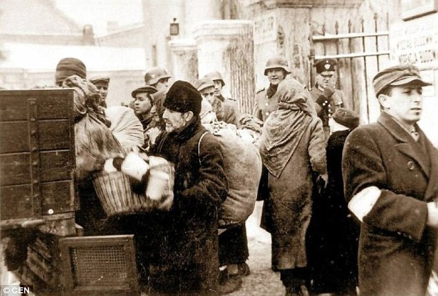 Harrowing: Ghettos like Lublin were created by the Nazis for the purpose of isolating, exploiting, and then eradicating Jewish populations in territories they occupied