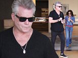 Beverly Hills, CA - 'Shades of Blue' Ray Liotta, jewelry shopping with his ex-wife, Michelle Grace, at David Yurman.\nAKM-GSI         April 15, 2016\nTo License These Photos, Please Contact :\nSteve Ginsburg\n(310) 505-8447\n(323) 423-9397\nsteve@akmgsi.com\nsales@akmgsi.com\nor\nMaria Buda\n(917) 242-1505\nmbuda@akmgsi.com\nginsburgspalyinc@gmail.com