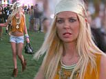 Celebrities seen at Coachella Week 1 Day 1 Featuring: Tara Reid Where: Los Angeles, California, United States When: 16 Apr 2016 Credit: Michael Wright/WENN.com