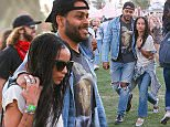 Celebrities seen at Coachella Week 1 Day 1 Featuring: Zoe Kravitz Where: Los Angeles, California, United States When: 16 Apr 2016 Credit: Michael Wright/WENN.com