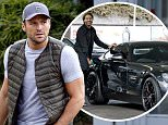 Picture Shows: Mark Wright  April 15, 2016    Former TOWIE Bad Boys Mario Falcone and Mark Wright share more than the same bad boy status and similar taste in girls, they now even share the same taste in cars as they're spotted out in their brand new Mercedes GTS cars while out and about in Essex, England.       Exclusive All Rounder  WORLDWIDE RIGHTS  Pictures by : FameFlynet UK © 2016  Tel : +44 (0)20 3551 5049  Email : info@fameflynet.uk.com