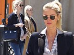 NEW YORK, NY - APRIL 15:  Nicky Hilton Rothschild is seen in Soho on April 15, 2016 in New York City.  (Photo by Alo Ceballos/GC Images)
