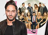 Mandatory Credit: Photo by James Gourley/REX/Shutterstock (5358027bl) Mario Falcone Jasmin Walia x MissFoxy.co.uk collection preview, London, Britain - 10 Nov 2015