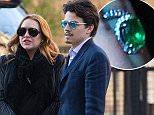 EXCLUSIVE: Lindsay Lohan and boyfriend Egor Tarabasov seen out and about in Soho New York.  Pictured: Lindsay Lohan and Egor Tarabasov Ref: SPL1264066  140416   EXCLUSIVE Picture by: Splash News  Splash News and Pictures Los Angeles: 310-821-2666 New York: 212-619-2666 London: 870-934-2666 photodesk@splashnews.com