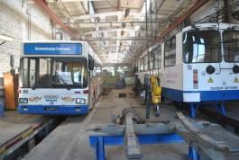 «Калининград-ГорТранс»: Предприятие живёт надеждой на обновление подвижного состава