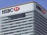The exterior of HSBC's headquarters is pictured in east London on June 9, 2015.   Scandal-hit bank HSBC said today it would cut its global headcount by up to 50,000 as part of a restructuring that entails its withdrawal from Brazil and Turkey, while it also mulls abandoning London as its HQ.     AFP PHOTO / JUSTIN TALLISJUSTIN TALLIS/AFP/Getty Images