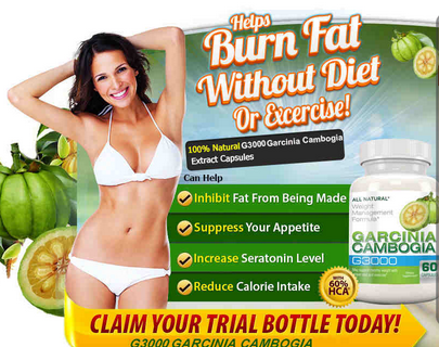 Garcinia Cambogia G3000 Does It Work