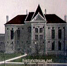 Coleman County Jail early 1900s