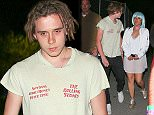 *EXCLUSIVE* Indio, CA - Brooklyn Beckham and a friend were spotted arriving to the annual invite only Neon Carnival. He wore a Rolling Stones shirt and looked ready to have some fun at the after party.\n  \nAKM-GSI     April 16, 2016\nTo License These Photos, Please Contact :\nSteve Ginsburg\n(310) 505-8447\n(323) 423-9397\nsteve@akmgsi.com\nsales@akmgsi.com\nor\nMaria Buda\n(917) 242-1505\nmbuda@akmgsi.com\nginsburgspalyinc@gmail.com