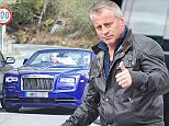 17 Apr 2016 - Killarney, Kerry - Ireland  Top Gears Matt Leblanc continues into his 3rd day of filming scenes for the upcoming series, Matt had a close call with another car on sunday afternoon in Killarney, Ireland as he maneuvered his rolls royce through the narrow country roads. Matt was shooting scenes solo as his co star Chris Evans was spotted out for a jog Earlier in the day.   BYLINE MUST READ : XPOSUREPHOTOS.COM  ***UK CLIENTS - PICTURES CONTAINING CHILDREN PLEASE PIXELATE FACE PRIOR TO PUBLICATION ***  **UK CLIENTS MUST CALL PRIOR TO TV OR ONLINE USAGE PLEASE TELEPHONE   44 208 344 2007 **